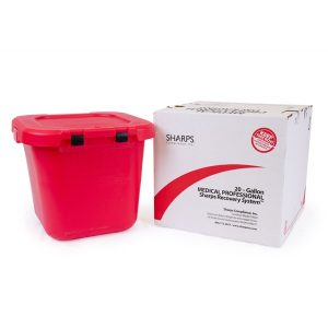 20-GALLON SHARPS RECOVERY SYSTEM - SHARPS-10020
