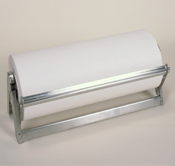 """18"""" Stainless Steel - All In One Paper Roll Dispenser (2 Dispensers) - Bulman-A502-18"""