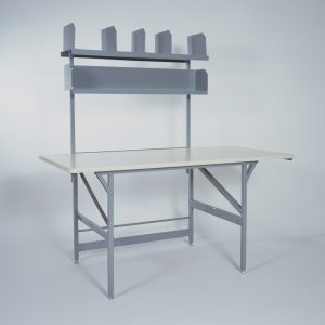 Basic Packing Table (TABLE ONLY, NO SHELVES) - Bulman-A80-06