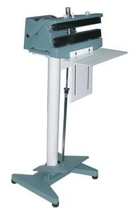 """12"""" Horizontal Line Double Foot Poly Bag Sealer 10/15 inches Width 350 W - AIE-310CH"""