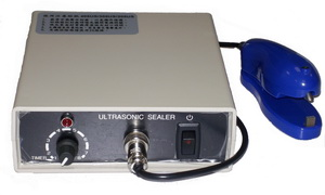 Ultra-Sonic Clam Shell Poly Bag Sealer - AIE-405US
