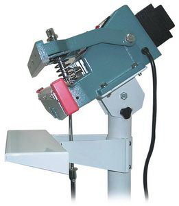"""24"""" Adjustable Angle Foot Poly Bag Sealer 6 mil Thickness 5mm Width 1500 W - AIE605FIT"""