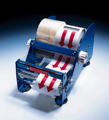 "6"" Tape and Label Dispenser"