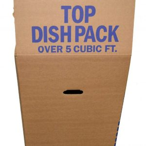 Dishpack 18 x 18 x 27 Double Wall Moving Boxes (1 Box)