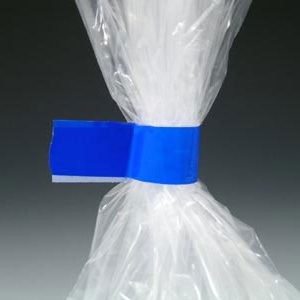 "3/8"" x 180 yds. Bag Closing Tape - Dark Blue (2.4 mil)"