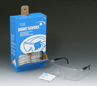 Bausch & Lomb® Sight Savers® Lens Cleaning Tissues