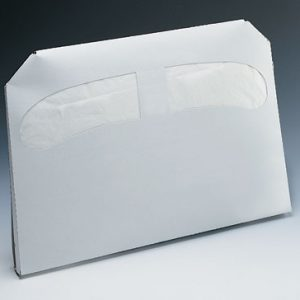 Toilet Seat Covers (250 per Case) - AB-310-2-01