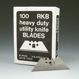 Reversible Replacement Blades (100 Blades/Case)