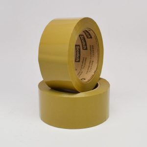 "2"" x 110 Yard 3M Premium Tan Packing Tape (36 Rolls) - A2T"