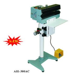 "16"" Penumatic Constant Auto Poly Bag Sealer - AIE-400AC"