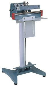 """12"""" Heavy Duty Impulse Foot Poly Bag Sealer 6 mil Thickness 2mm 450 W - AIE-300FL"""