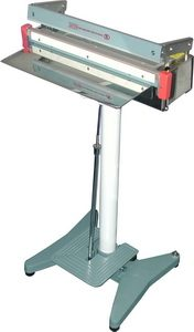 """18"""" Stainless Impulse Foot Poly Bag Sealer 5mm Width - AIE-455FS"""