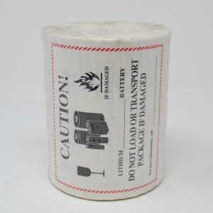 """4"""" X 5"""" Do Not Load Or Transport Package If Damaged Label (500 Labels/Roll)"""