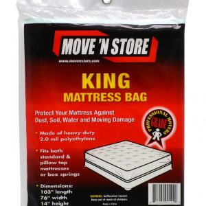 King Mattress Cover (1 Cover)