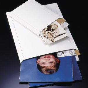 """Small Photo Mailer 6"""" x 8"""" (100 Mailers)"""