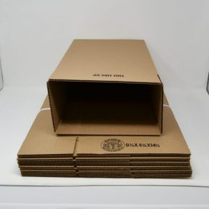 2 Bottle Wine Shipping Box (6 Boxes)