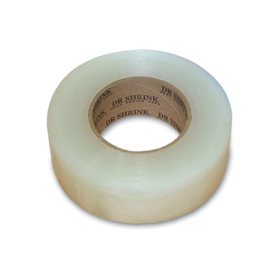 "2"" x 180' Marine Shrink Tape - Clear"