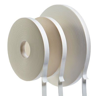 "1/2"" x 216' Our Own Brand Economy Double Sided Foam Tape (1/32"" Thickness)"