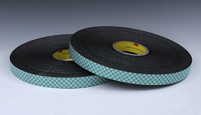 "1/2"" x 216' 3M™ Light-Duty Double Sided Foam Tape 4052 (1/32"" Thickness)"
