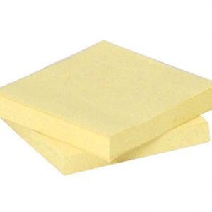 "3"" x 3"" 3M™ Post-It® Pop-Up Notes - Yellow"