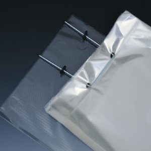 """6"""" x 28"""" Microperforated Wicketed Polypropylene Bags - 160 Holes/PSI (.8 mil) (250 Bags per Wicket; 4 Wickets per Carton)"""