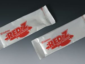 Red Z® Liquid Control Solidifiers - Single Use Packet (10 grams/.35 oz.)