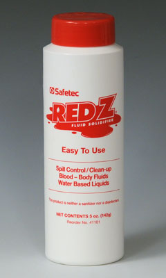 Red Z® Liquid Control Solidifiers - Shaker Top Bottle (5 oz.)