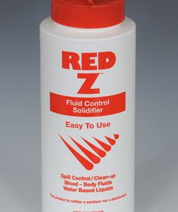 Red Z® Liquid Control Solidifiers - Shaker Top Bottle (15 oz.)