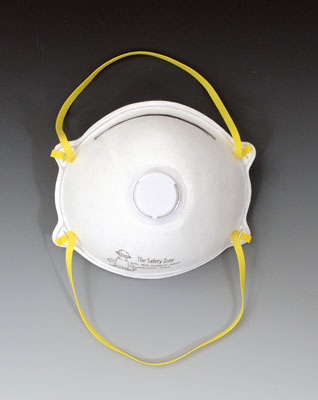 Respirator Mask with Exhalation Valve - N95 Rated