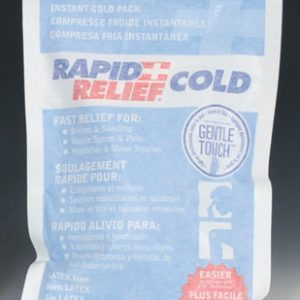 """3-7/8"""" x 5-7/8"""" Disposable Instant Cold Pack"""