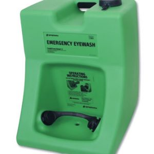 Fend-All® Porta Stream II Eyewash Station with Saline Concentrate (16 Gallon)