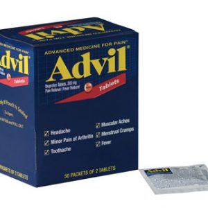 Advil® Ibuprofen Tablets in a Dispenser Box (200 mg)