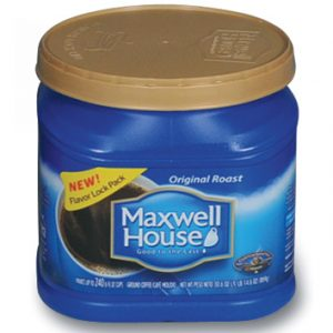 Maxwell House Original Roast Coffee (30.6 oz.) (2 Containers) - AB-300-03
