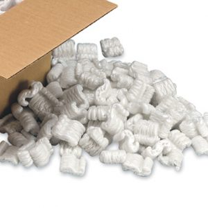 12 cu. ft. Bag of Polystyrene Packing Peanuts