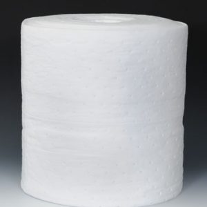 """15"""" x 150' Oil Only Perforated Sorbent Roll"""