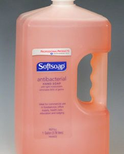 Softsoap Antibacterial Series Hand Soap Refill (1 Gallon) (1 Bottle) - AB-600-1-23