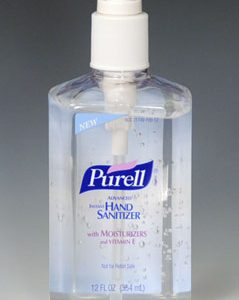 Purell® Instant Hand Sanitizer in a Pump Bottle (12 oz.)