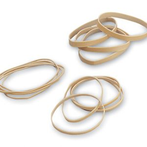 "2-1/2"" x 1/16"" No. 16 Rubber Band (1/32 Gauge)"