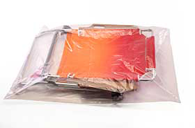 "34 X 48"" 1.5 Mil Flat Poly Bags (250 Bags)"