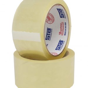 "STA 1180 2"" X 1000YD CLEAR 1.8MIL TAPE 6/CASE"