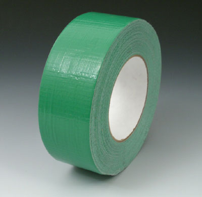 2 Quot X 180 Colored Duct Tape Dark Green 9 Mil 24