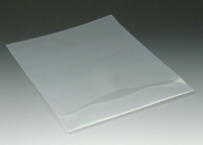 """9-1/4"""" x 12"""" Polyethylene Routing Envelope with Slit Opening and Hang Hole - Clear (2 mil) (500 per carton)"""