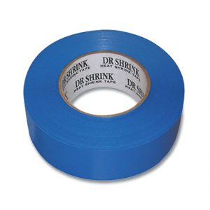 "4"" x 180' Marine Shrink Tape - Blue"