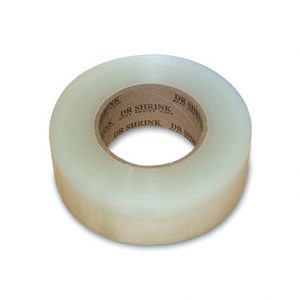 "4"" x 180' Marine Shrink Tape - Clear"