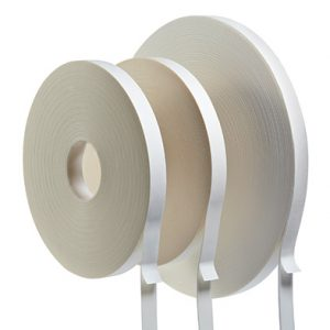 "3/4"" x 216' Our Own Brand Economy Double Sided Foam Tape (1/32"" Thickness)"