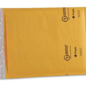 "8-1/2"" x 14-1/2"" (No. 3) Pregis Air-Kraft Bubble-Lined Self-Sealing Mailer"
