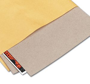 "12"" x 12"" Kraft Chipboard Sheet (.022 mil) - Approx. 625 per Box"
