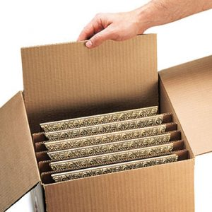 "16"" x 20"" Corrugated Pad  (50 per bundle)"