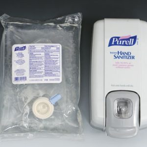 Purell® NXT® Space Saver Dispenser for Purell® NXT Instant Hand Sanitizer