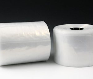 """12"""" x 18"""" Low Density Poly Bag - Perforated on a Roll of 500 Bags (4 mil) (500 per roll)"""